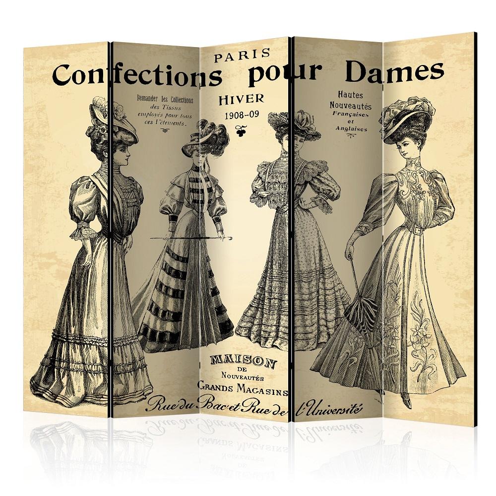Paraván - Confections pour Dames II [Room Dividers] 225x172