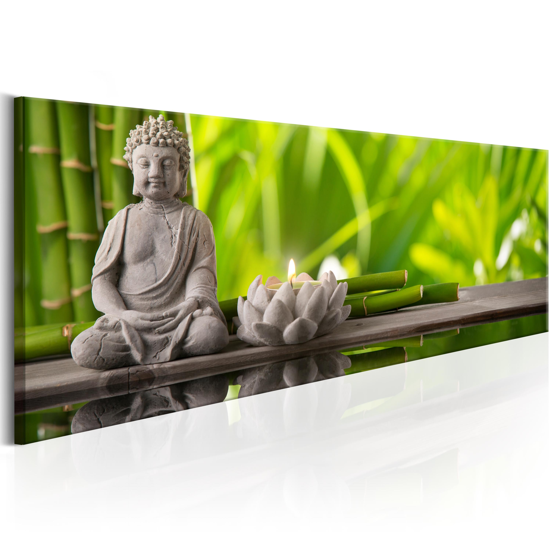 Obraz - Buddha: Meditation 150x50