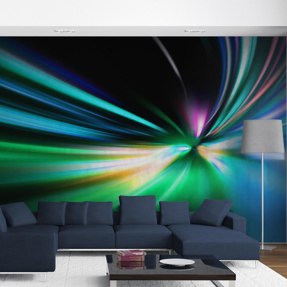Fototapeta XXL - Abstract design - speed 550x270