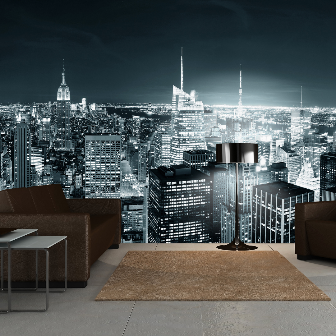 Fototapeta XXL - New York City nightlife 550x270