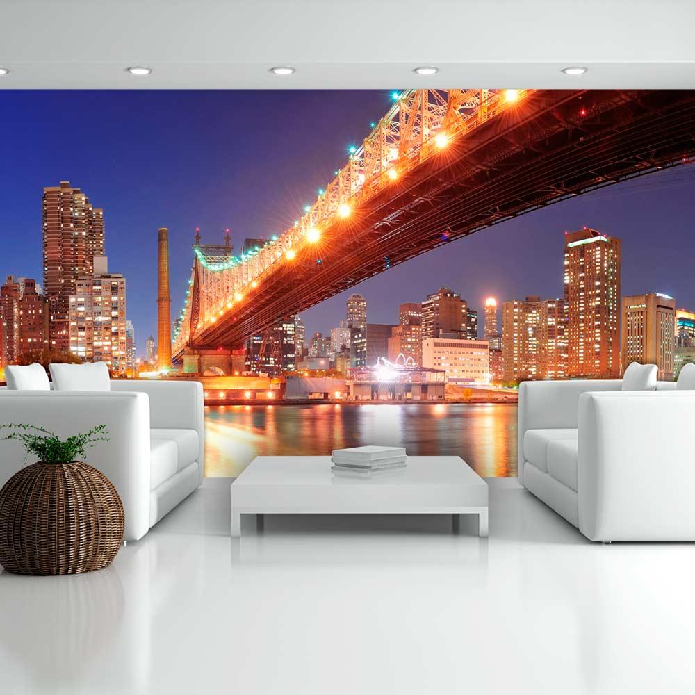 Fototapeta XXL - Queensborough Bridge - New York 550x270