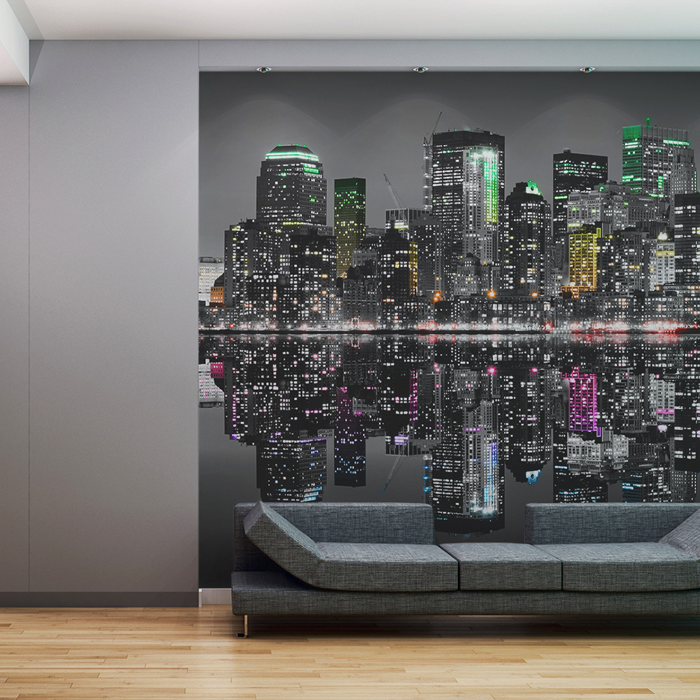 Fototapeta XXL - NYC - A place where the dreams are made of 550x270