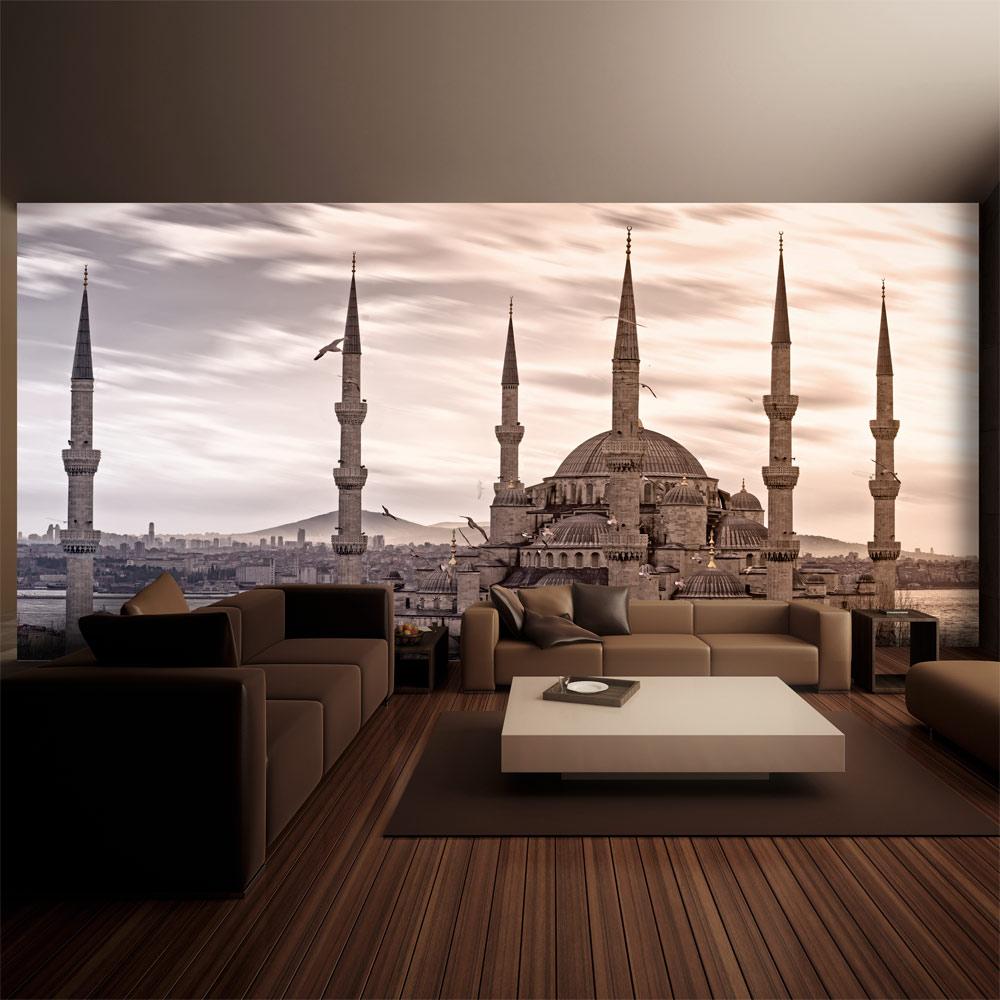Fototapeta XXL - Blue Mosque - Istanbul 550x270