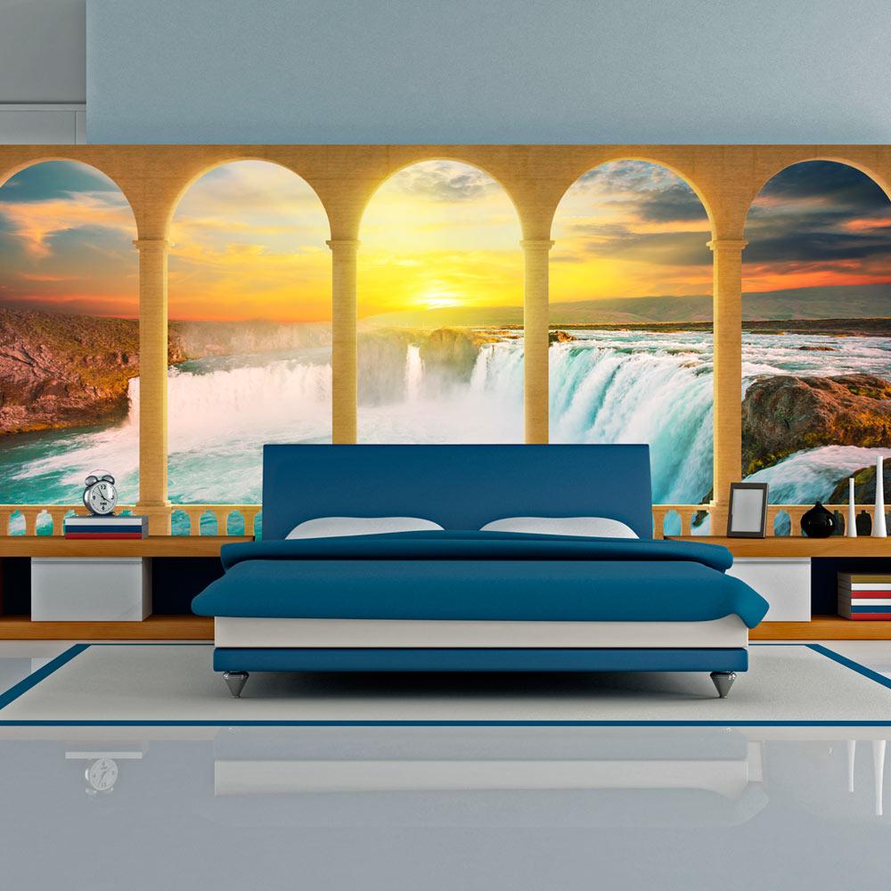 Fototapeta XXL - Dream about Niagara Falls 550x270