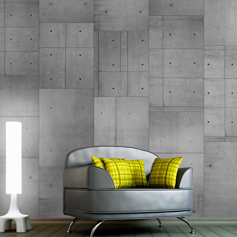 Fototapeta - Gray domino 50x1000