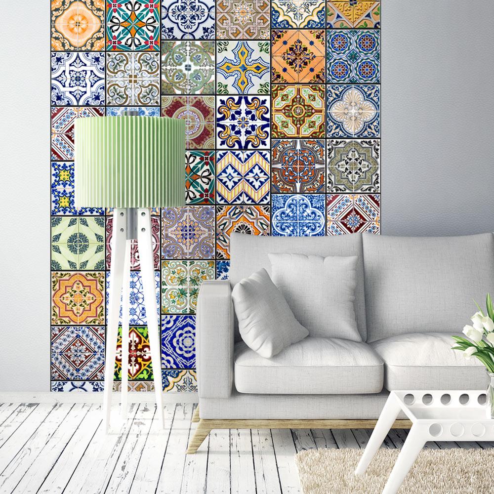 Fototapeta - Colorful Mosaic 50x1000