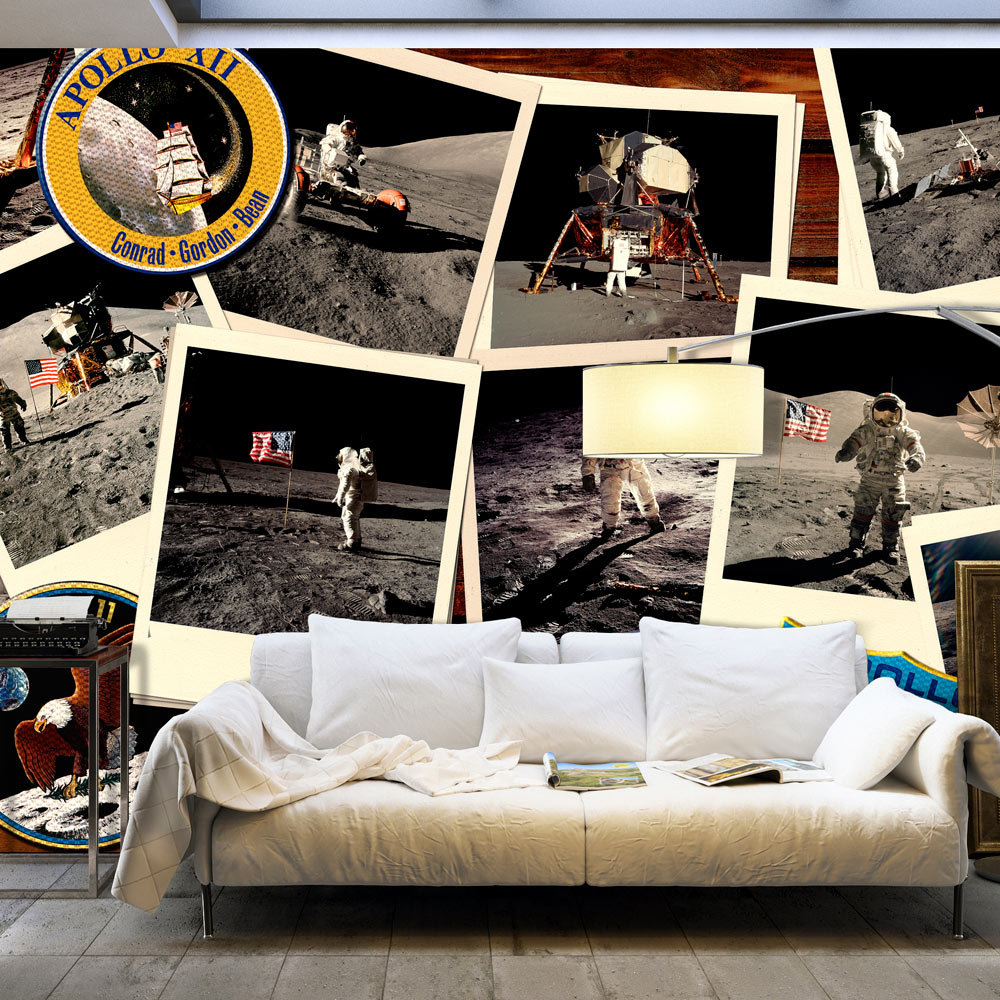 Fototapeta XXL - Moon Travel 500x280
