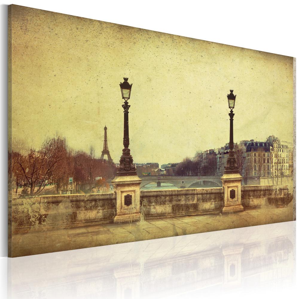 Obraz - Paris - the city of dreams 90x60