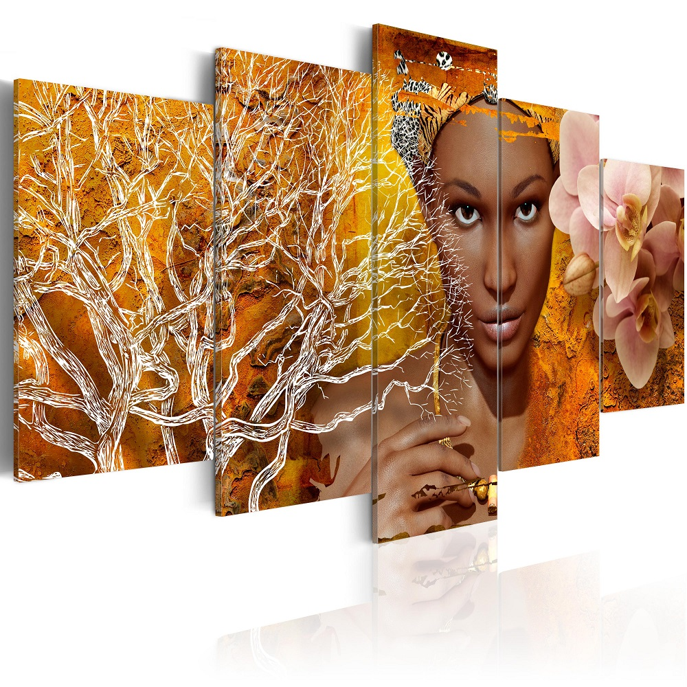 Obraz - Tales from Africa 100x50