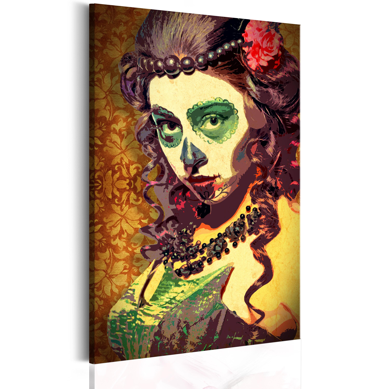 Obraz - Mexican Skull 40x60