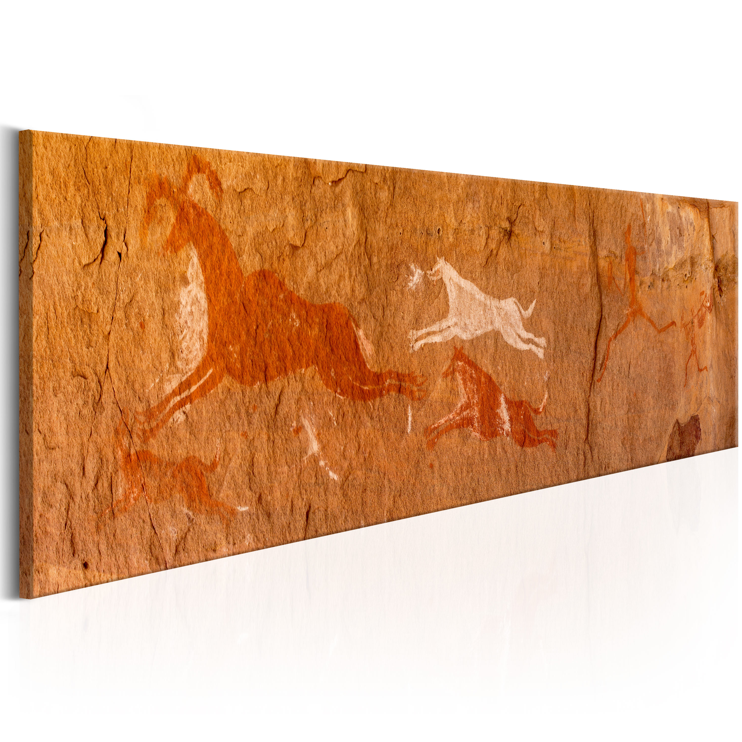 Obraz - Cave Paintings 135x45
