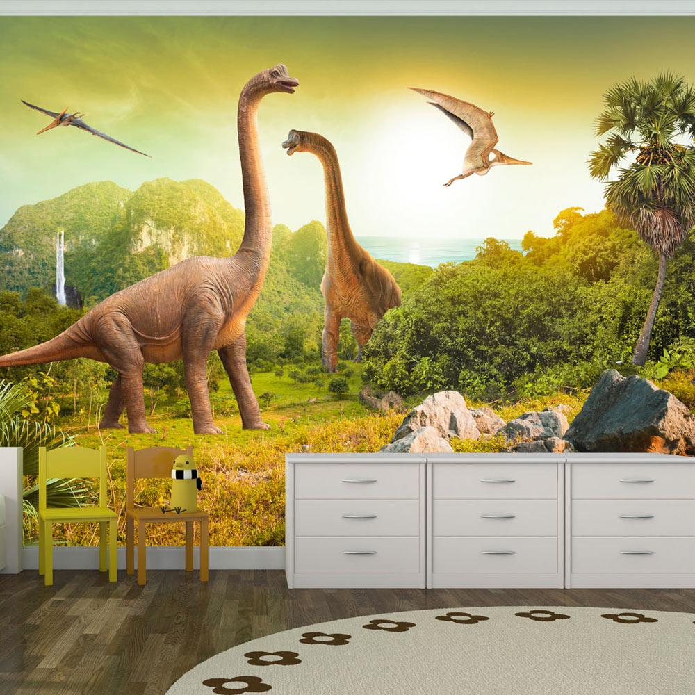 Fototapeta - Dinosaurs 350x245