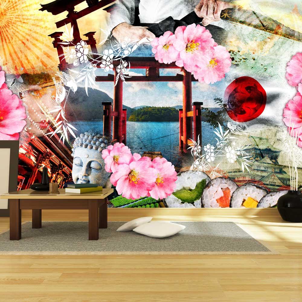 Fototapeta -  Oriental vertigo 100x70