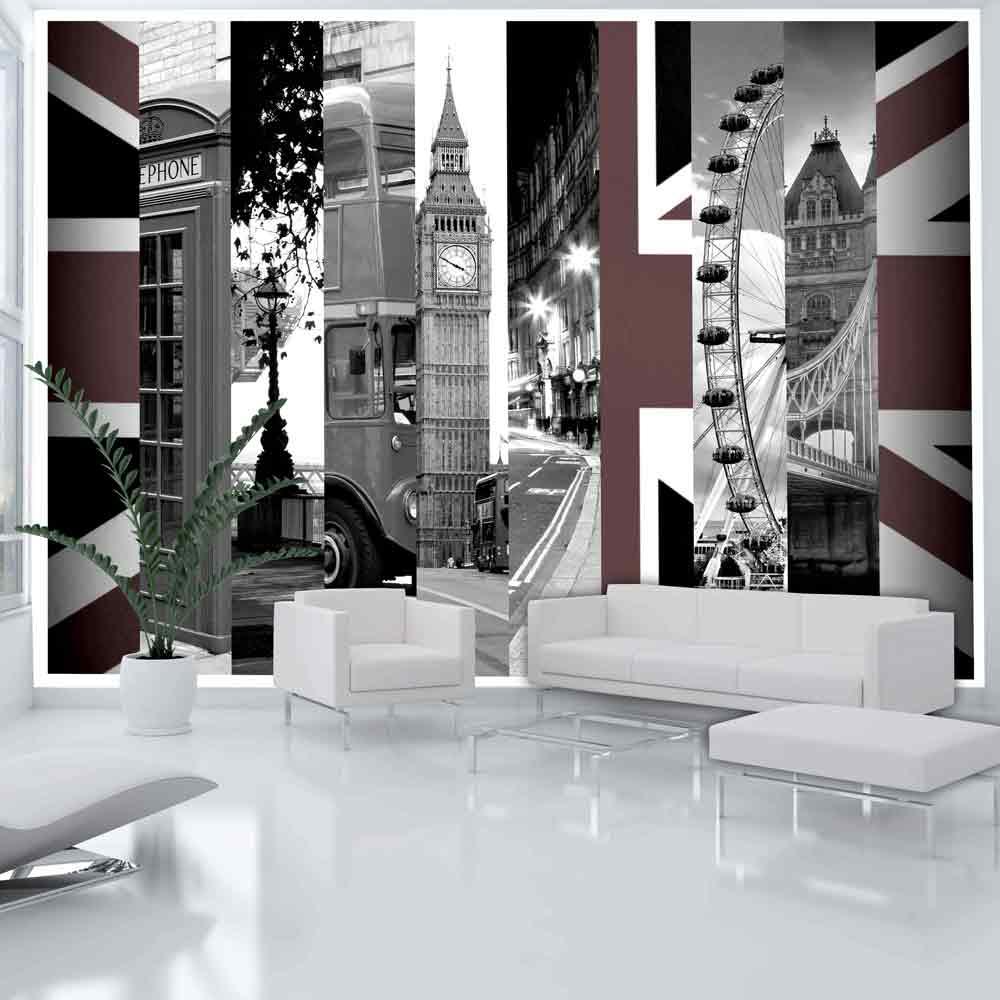 Fototapeta - London symbols 400x280
