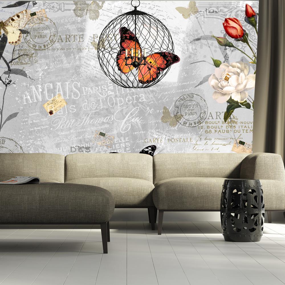 Fototapeta - Butterflies song 250x175