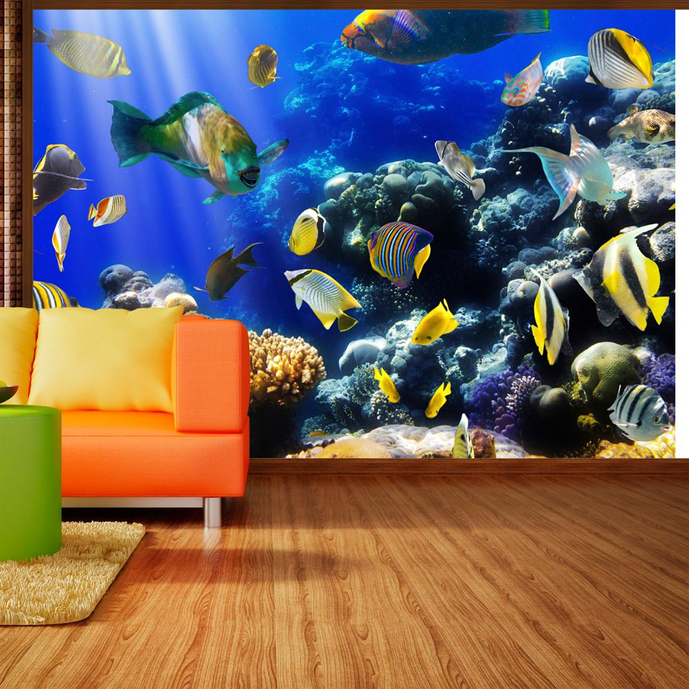 Fototapeta - Underwater adventure 300x210