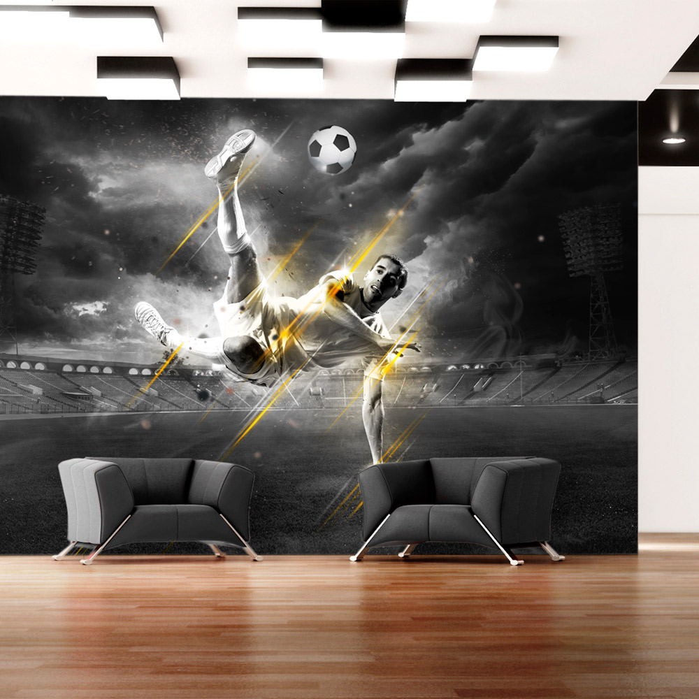 Fototapeta - Football legend 300x210