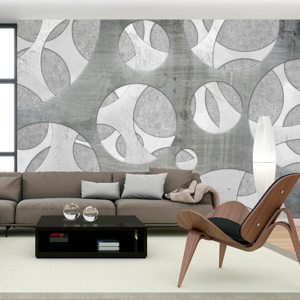 Fototapeta - Woven of grays 200x140