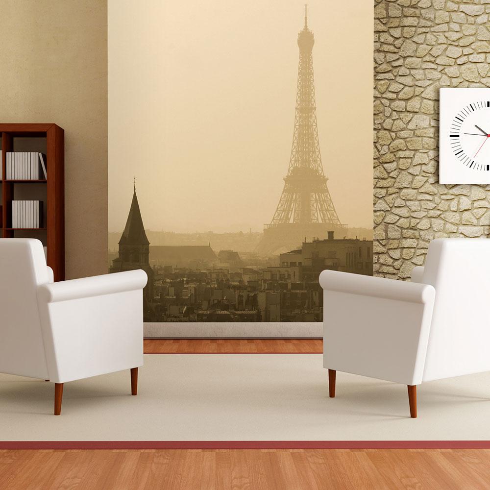 Fototapeta - Panoramic views of Paris 400x309