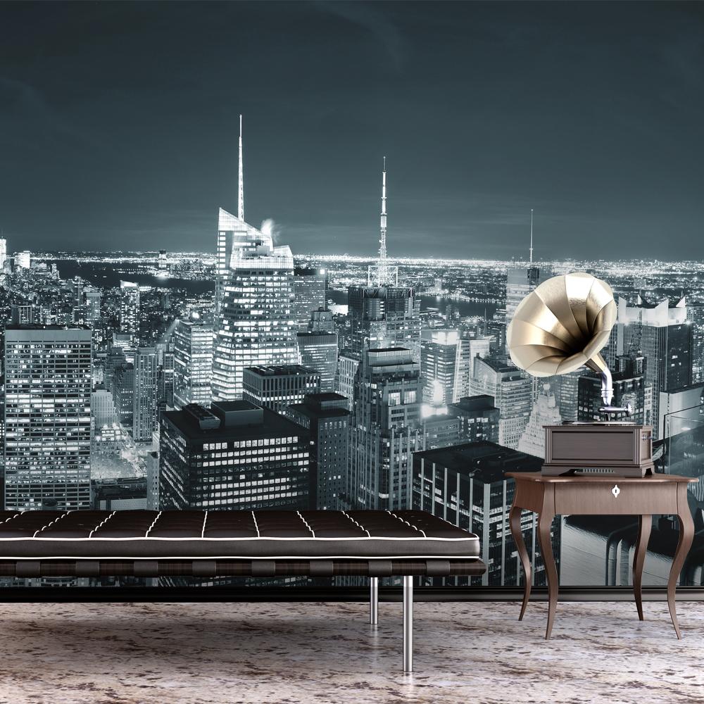 Fototapeta - New York City nightlife 300x231