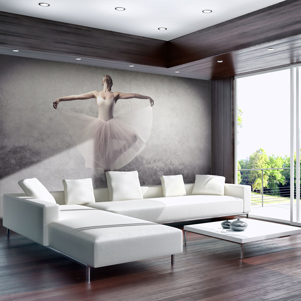 Fototapeta - Classical dance - poetry without words 400x309