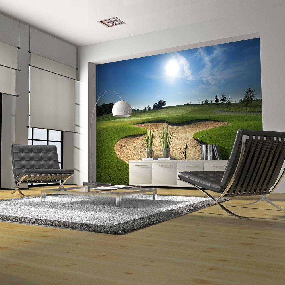 Fototapeta - Golf pitch 250x193
