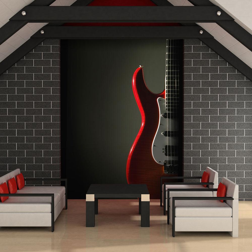 Fototapeta - Electric guitar 400x309