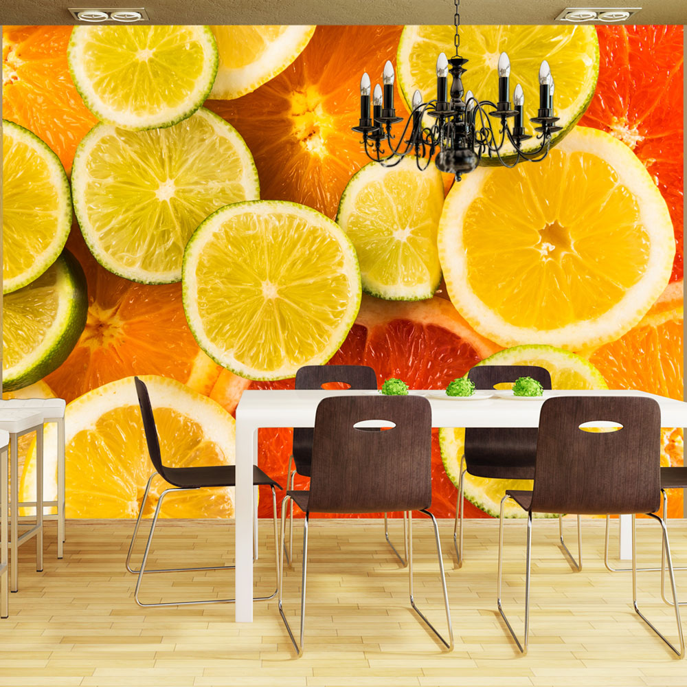 Fototapeta - Citrus fruits 200x154