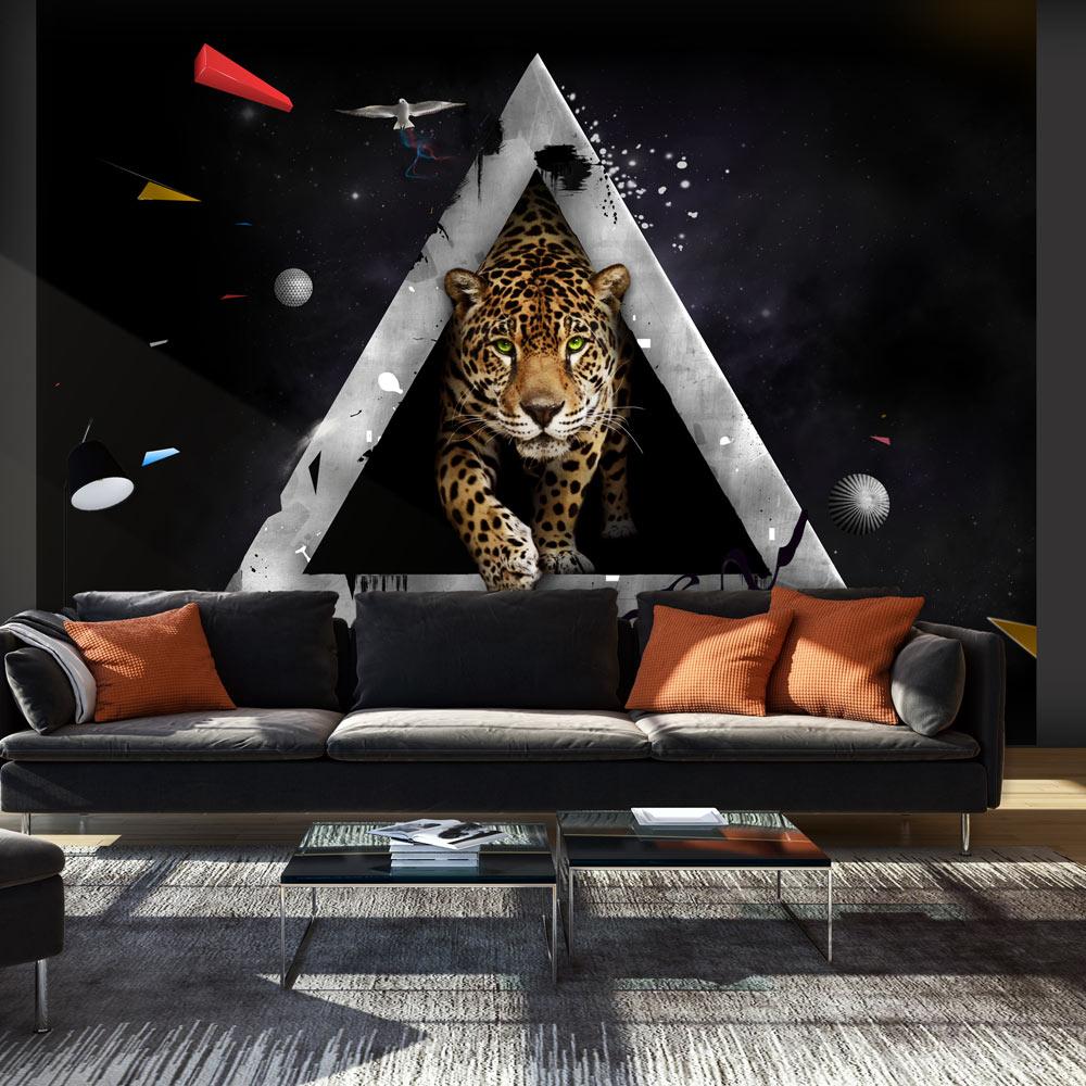 Fototapeta - Wild vision of the future 350x270