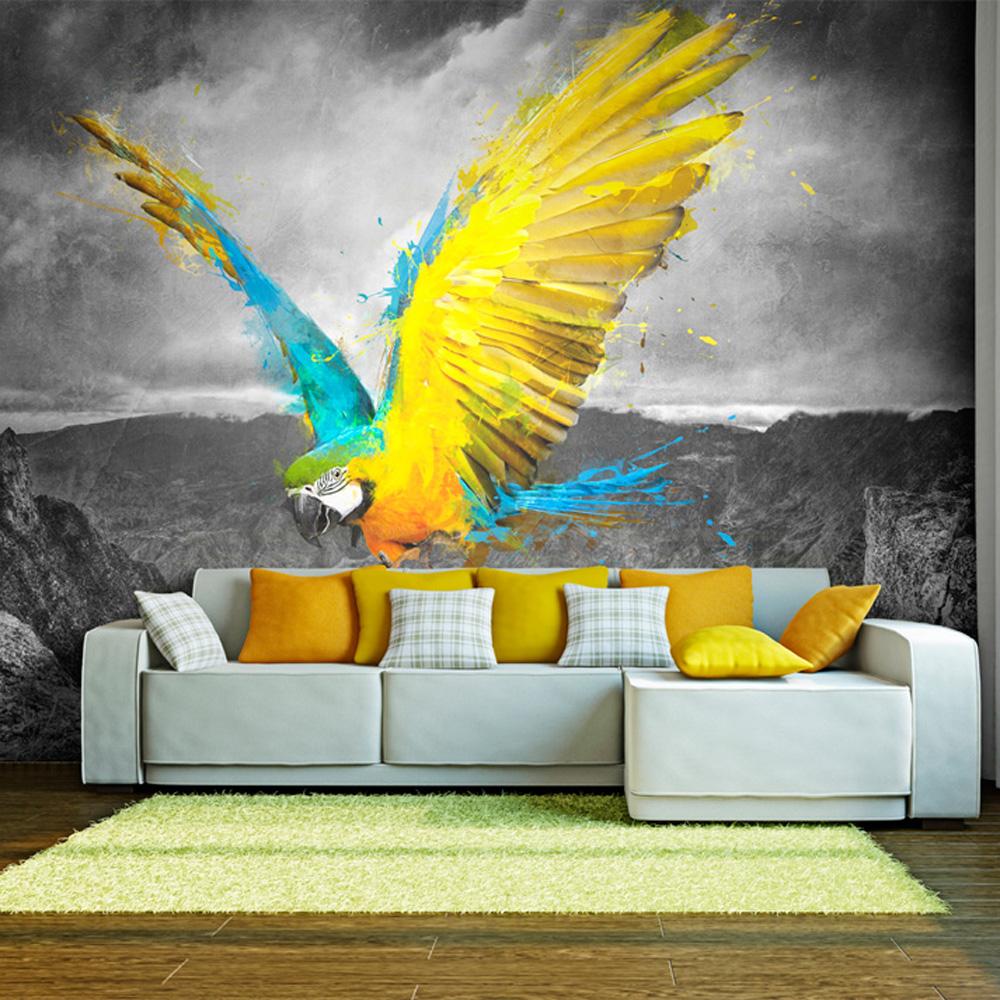 Fototapeta - Exotic parrot 250x193