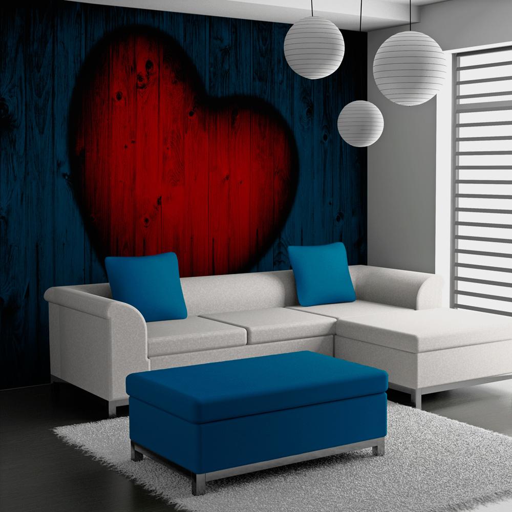 Fototapeta - Heartbeat 200x154