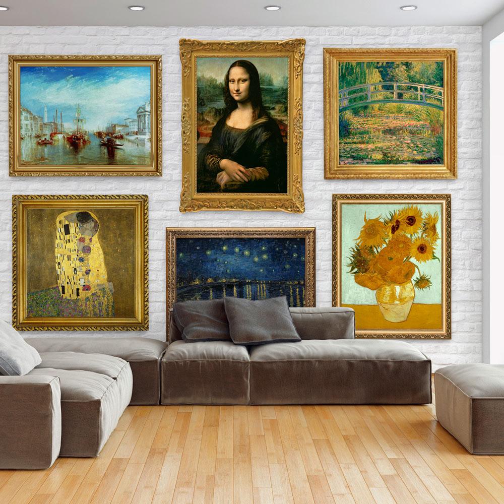 Fototapeta - Wall of treasures 350x245