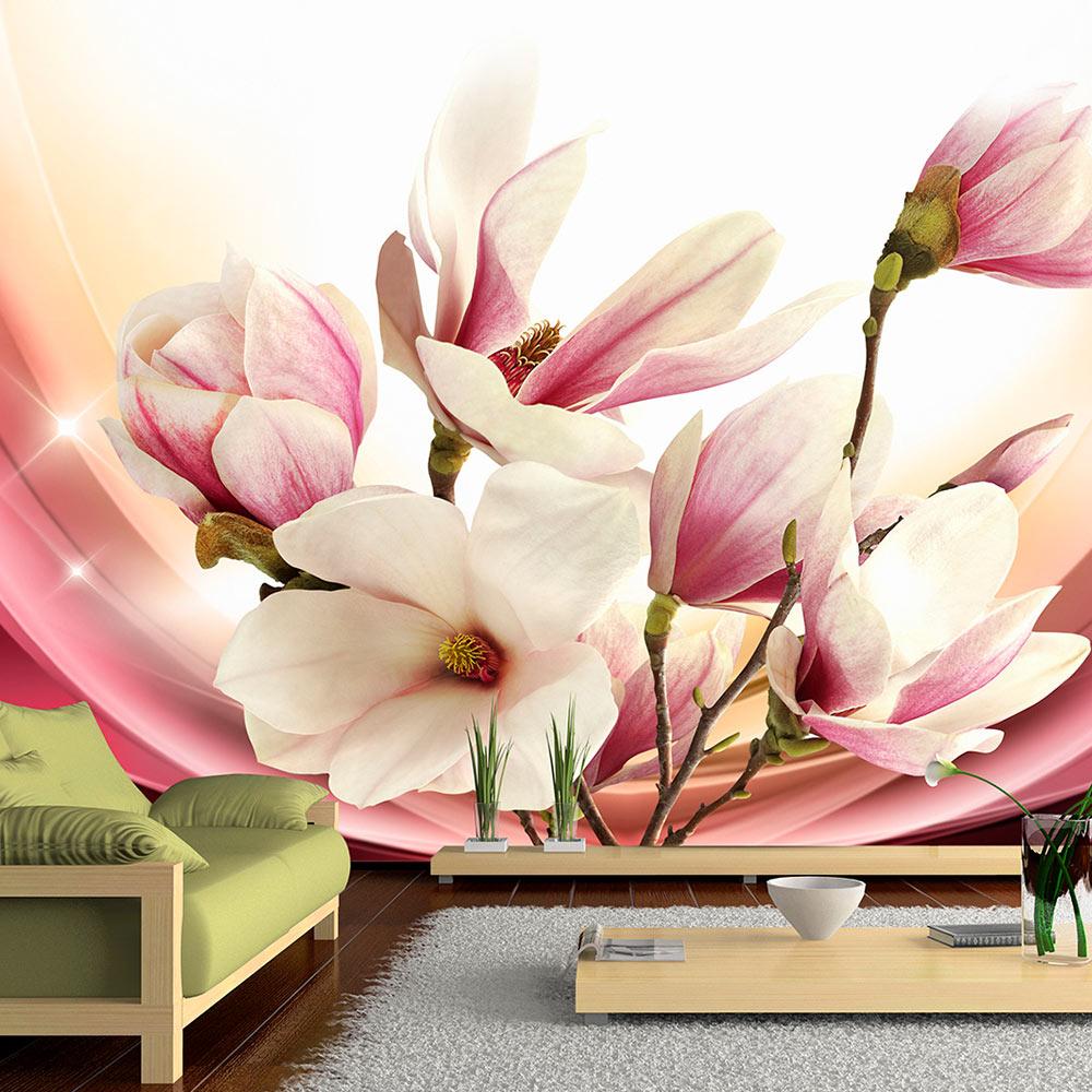 Fototapeta -  Magnolia In Rays 350x245