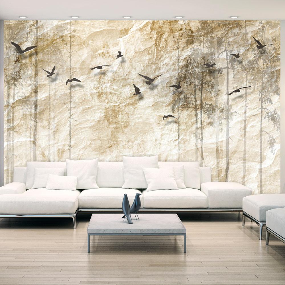 Fototapeta - Paper World 250x175