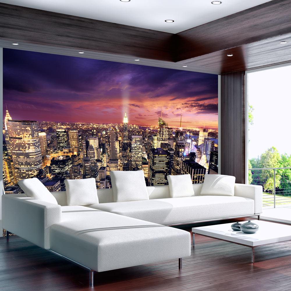 Fototapeta - Evening in New York City 150x105