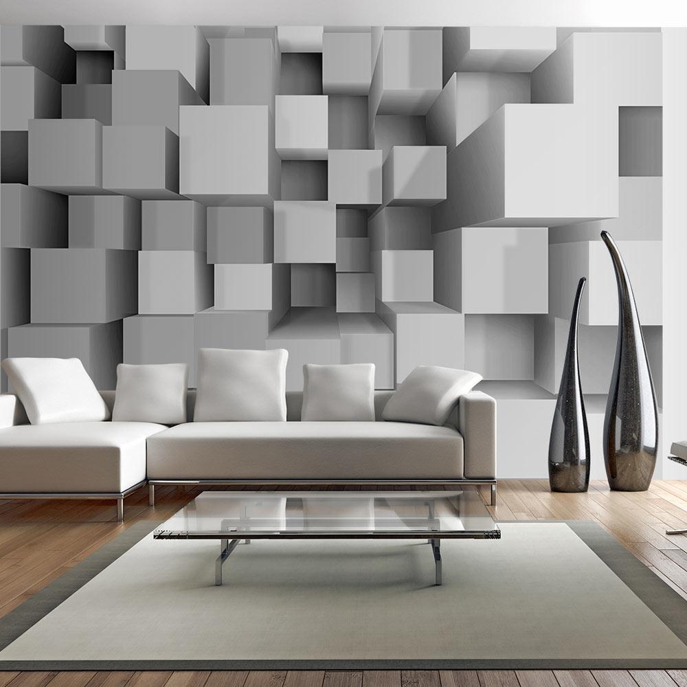 Fototapeta - Geometric Puzzle 150x105