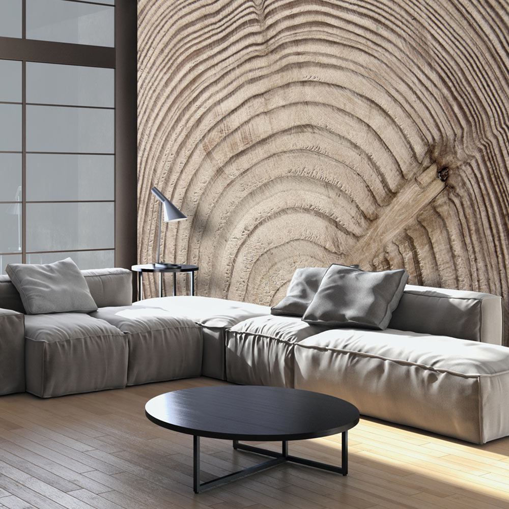 Fototapeta - Wood grain 200x140