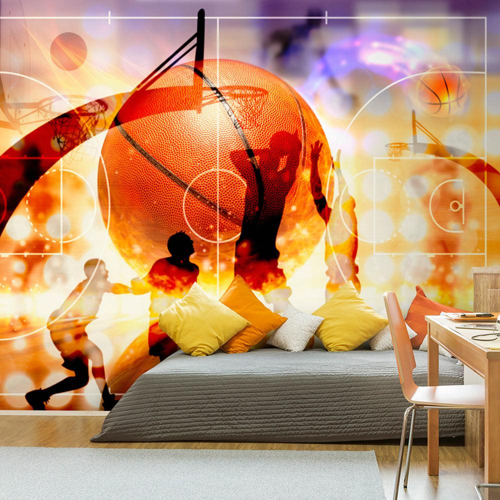 Fototapeta - Basketball 250x175
