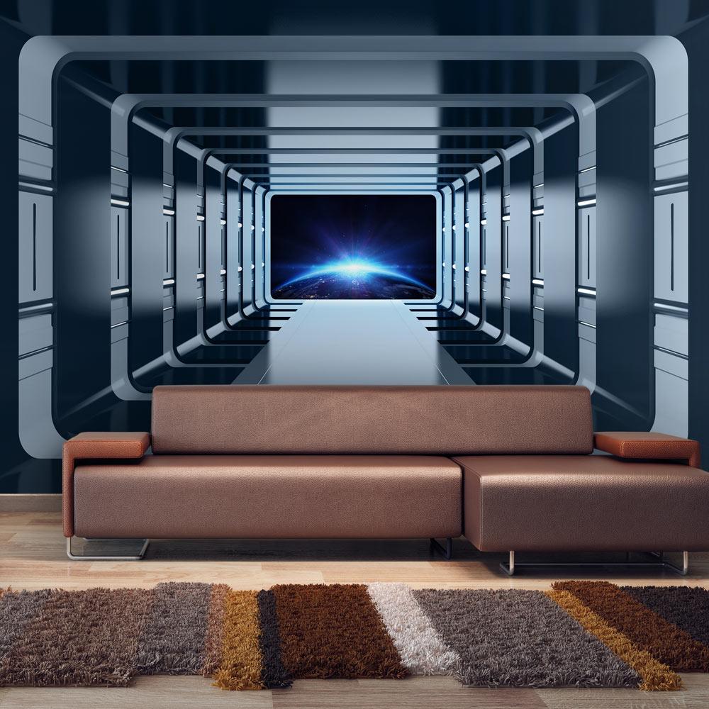 Fototapeta - Galactic Gates 100x70