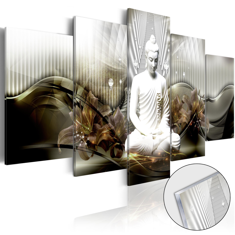 Obraz na akrylátovém skle - Observation of the Soul [Glass] 200x100