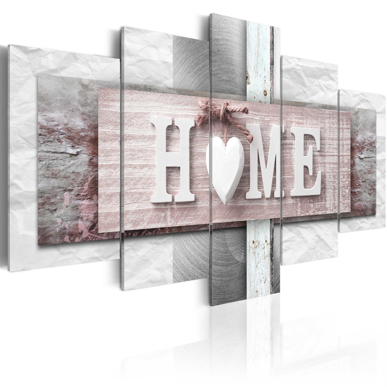 Obraz - Home: Eclecticism 200x100