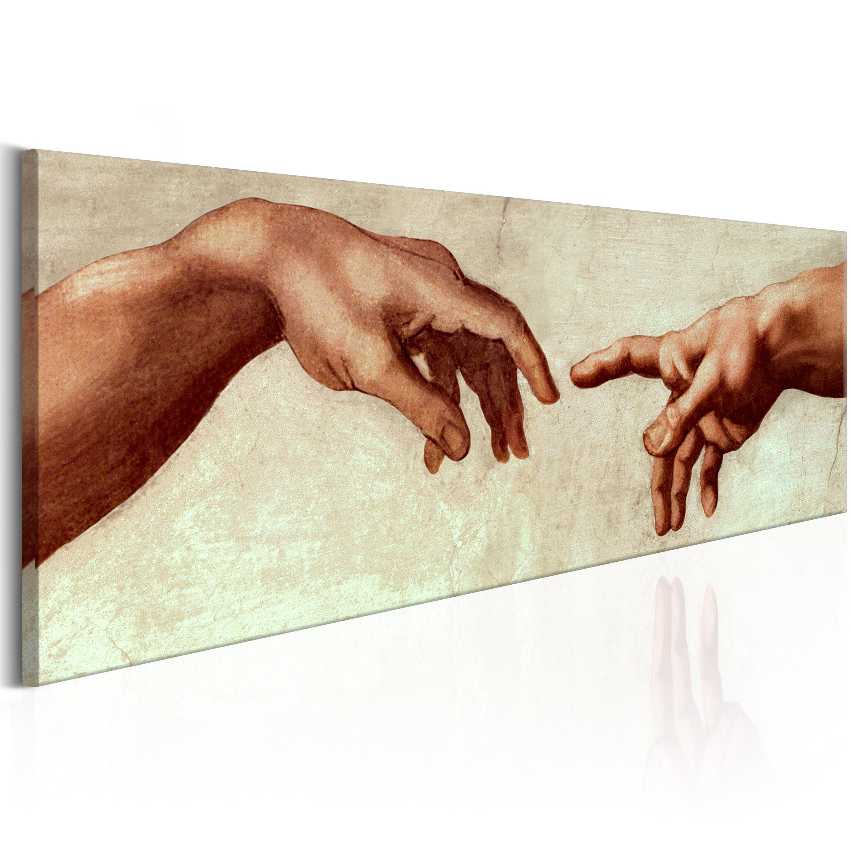 Obraz - God's Finger 135x45