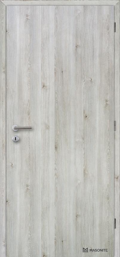 Interiérové dveře Masonite plné hladké CPL premium