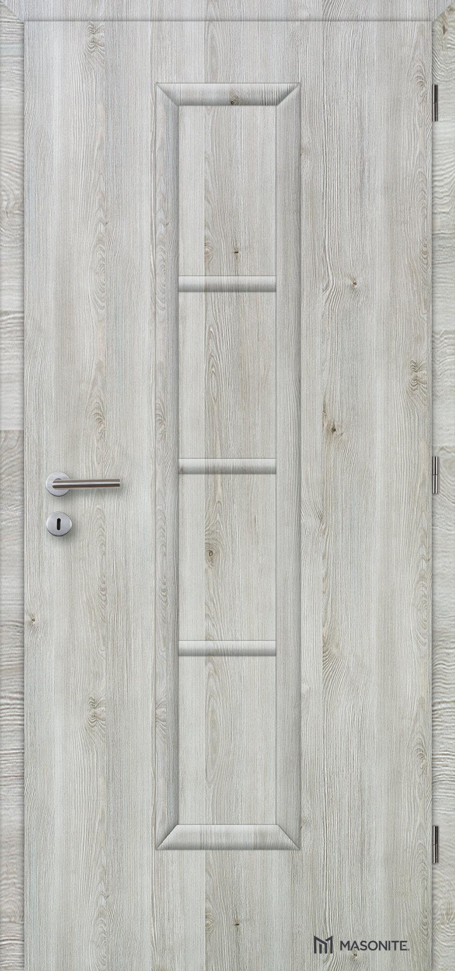 Interiérové dveře Masonite AXIS  plné CPL premium