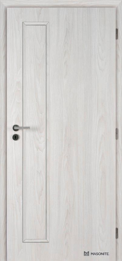 Interiérové dveře Masonite VERTIKA plné CPL Deluxe