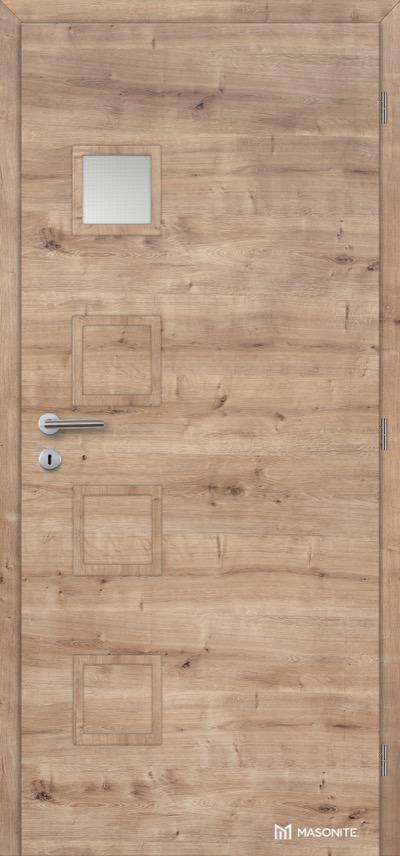 Interiérové dveře Masonite GIGA 1 CPL Deluxe