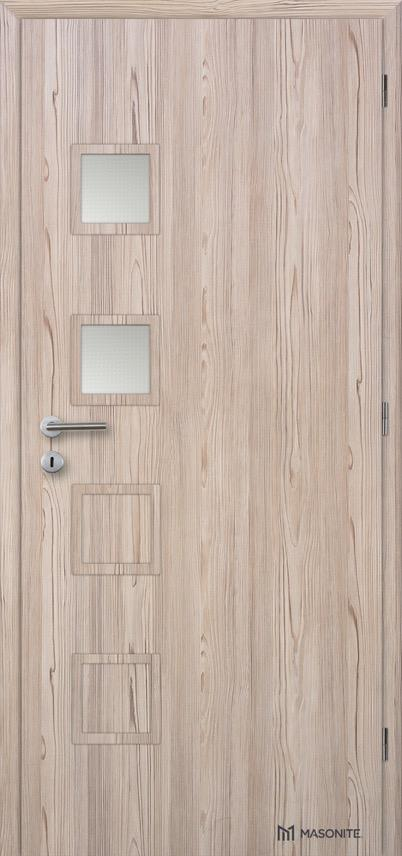 Interiérové dveře Masonite GIGA 2 CPL Deluxe
