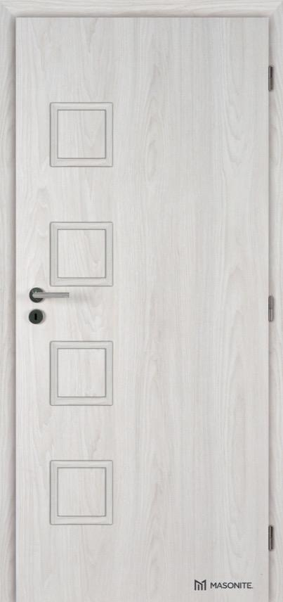 Interiérové dveře Masonite GIGA plné CPL Deluxe