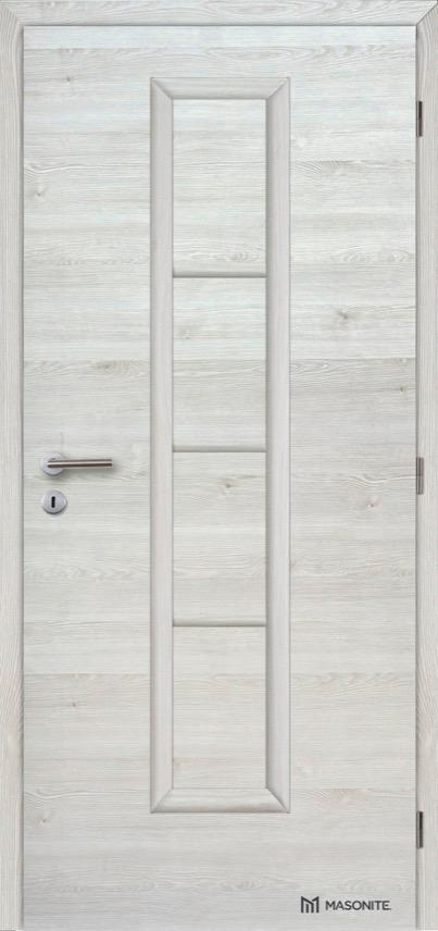 Interiérové dveře Masonite AXIS plné CPL Deluxe