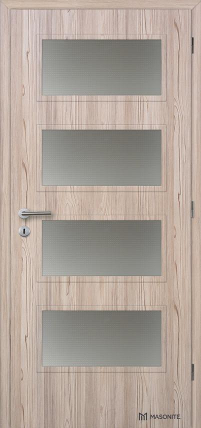 Interiérové dveře Masonite DOMINANT CPL Deluxe